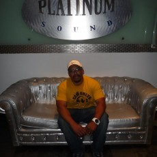 Love Truly at the famous Platinum Sound studios in Manhattan New York